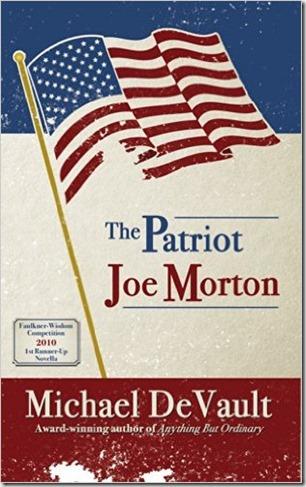 Patriot Joe Morton cover