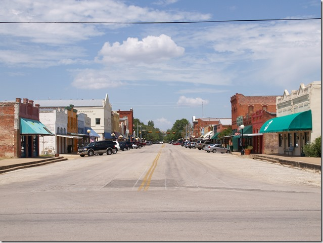 small town Texas 2 - google images