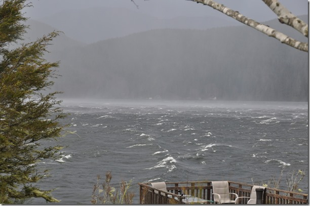 Storm at the lake - Guenette photo