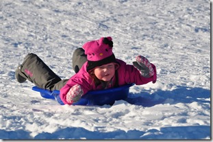 Brit sledding - Bruce Witzel photo