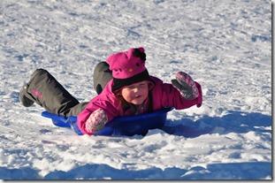 Brit sledding - Bruce Witzel photo
