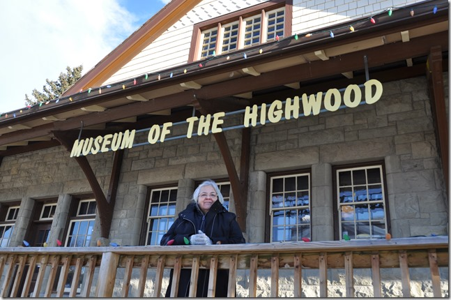 Museum of the High Wood - High River, Alberta