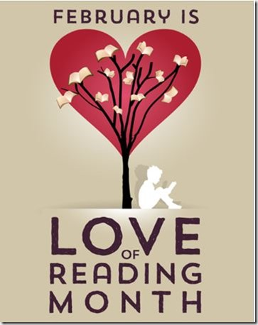 Love of Reading Month