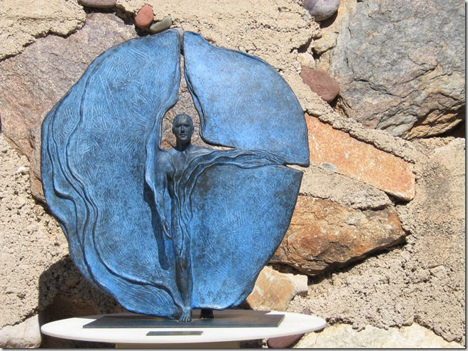 Sculpture - Talieson West - Bruce Witzel photo