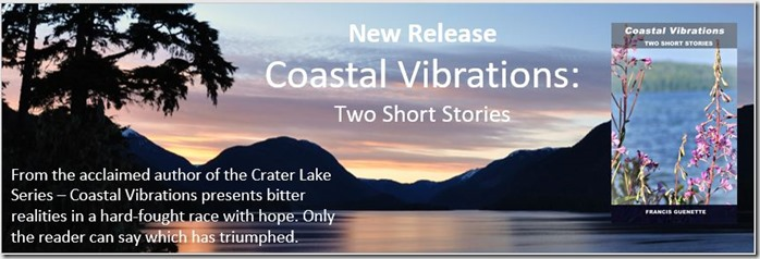 Banner for release of Coastal Vibrations