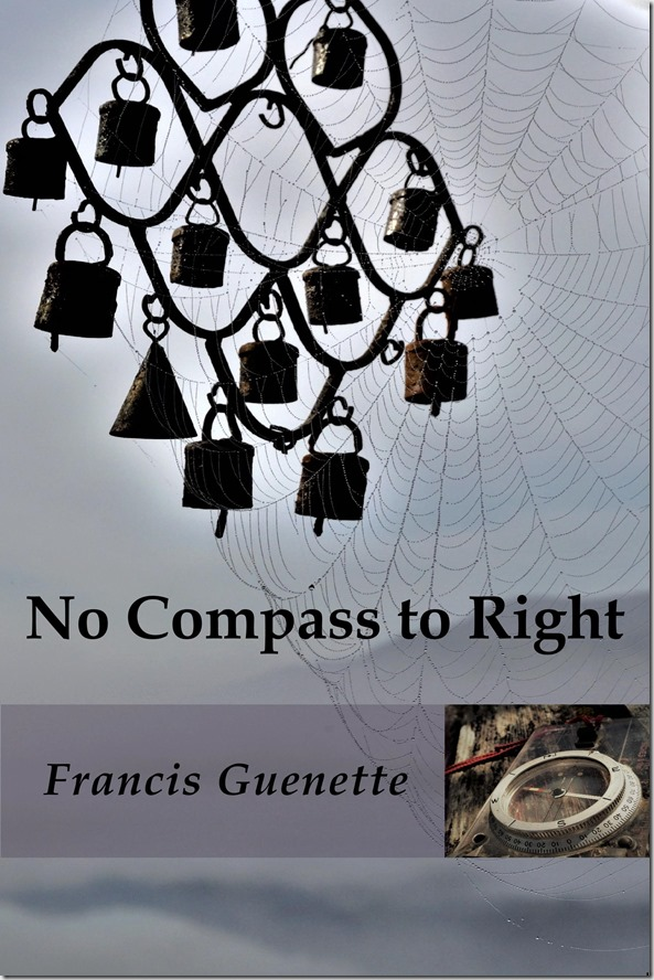 NO COMPASS TO RIGHT- 6x9 corrected version - front cover
