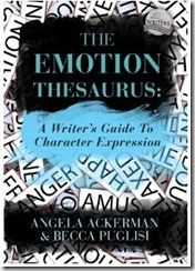 Emotional Thesaurus cover