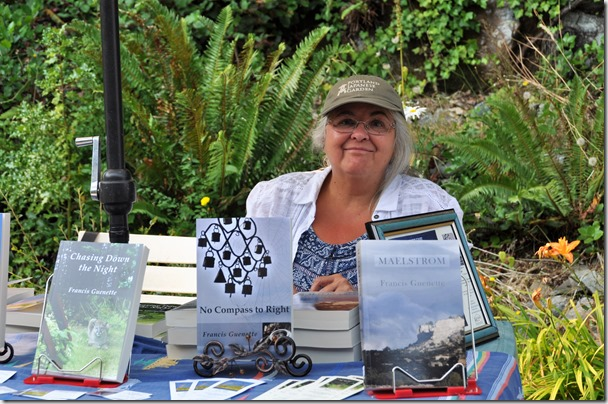 Book Selling at Telegraph Cove