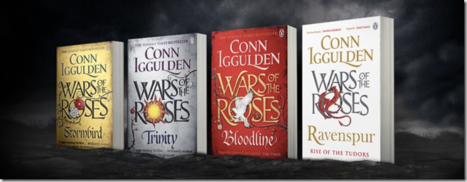 Conn Iggulden War of the Roses