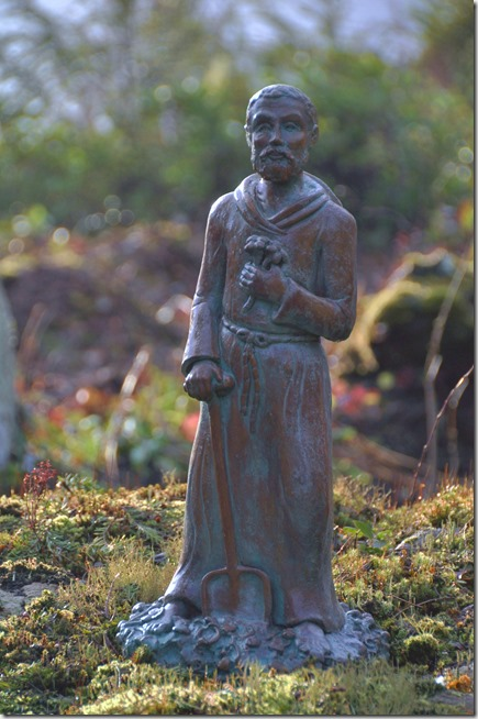 Gardening Saint