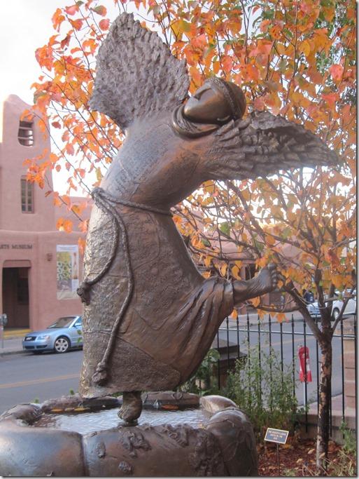 St. Francis in Santa Fe