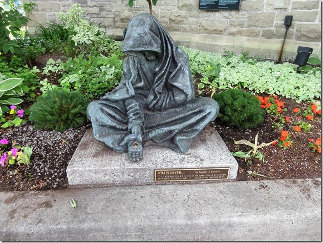 Street Sculpture - Ottawa
