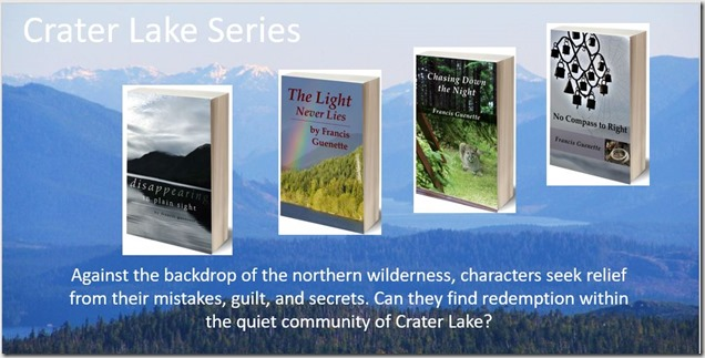 Crater Lake Series Banner