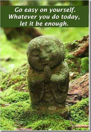 Mossy Buddha meme