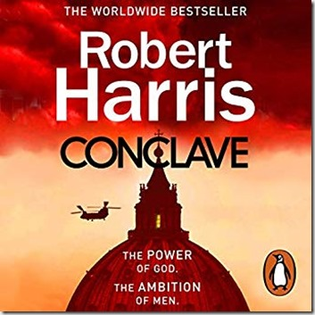 Audible cover of Conclave