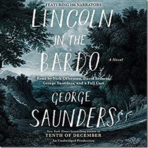 Audible cover of LIncoln in the Bardo